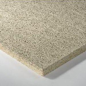 Panneau acoustique pour faux-plafond / pour mur intérieur / en laine de bois / en laine minérale HERADESIGN® SUPERFINE PLUS Knauf AMF
