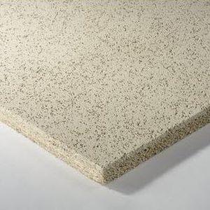 Panneau acoustique pour faux-plafond / pour mur intérieur / en laine de bois / en laine minérale HERADESIGN® MICRO PLUS Knauf AMF