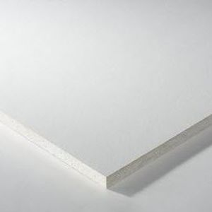 Faux-plafond en laine minérale / en tissu / en dalles / acoustique TOPIQ® PRIME Knauf AMF