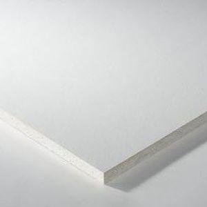 Faux-plafond en laine minérale / en dalles / acoustique / hydrofuge TOPIQ® EFFICIENT PRO HYGENA Knauf AMF