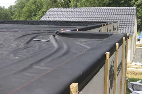 membrane d'étanchéité pour toiture - Flexirub