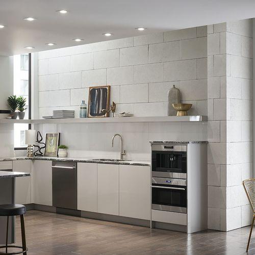 Parement en calcaire / intérieur / lisse / décoratif MARQUEE24 : DOVE TAIL Eldorado Stone