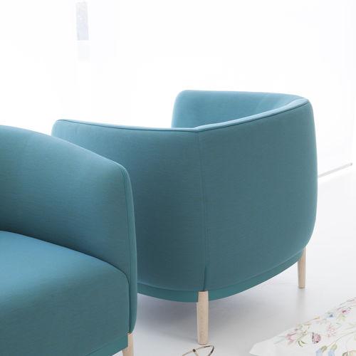fauteuil contemporain - TEKHNE S.r.l.