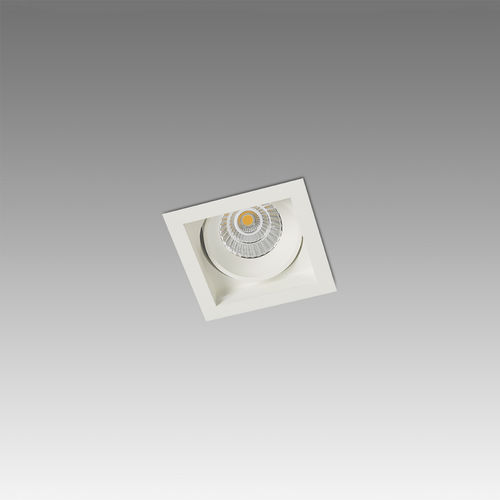 Spot encastrable au plafond / à LED / carré / en métal KWADRO CONE SWIFT Orbit NV