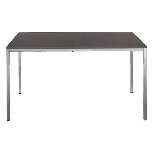 Table contemporaine / en métal / en plastique / en stratifié 4040+4044 BRUNE Sitzmöbel GmbH