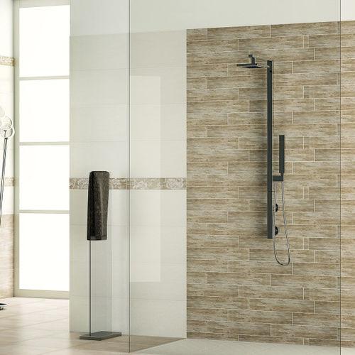 carrelage d'intérieur / de salle de bain / mural / en céramique
