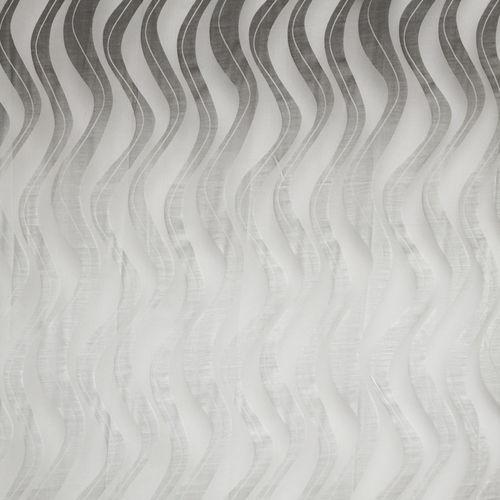 tissu pour rideaux / à rayures / en viscose / en polyamide