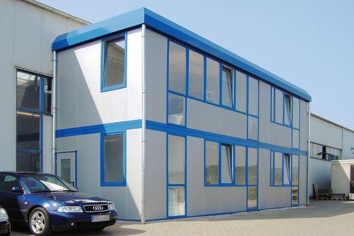 bâtiment préfabriqué / modulaire / à usage industriel / professionnel