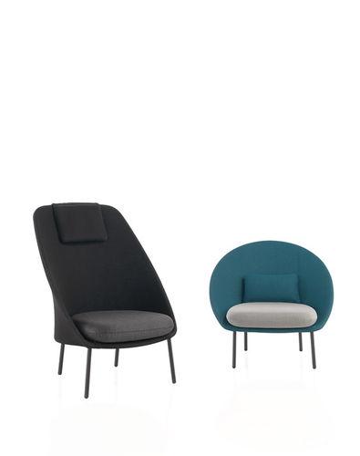 fauteuil contemporain - expormim