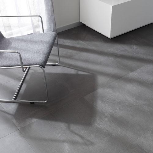 Carrelage pour sol / en grès cérame / mat / aspect béton URBATEK : CORE COAL URBATEK by PORCELANOSA Grupo