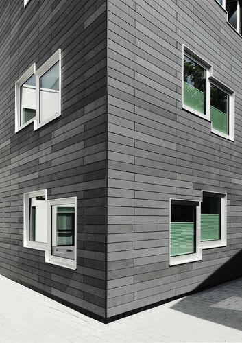 bardage en béton fibré - Rieder Smart Elements GmbH