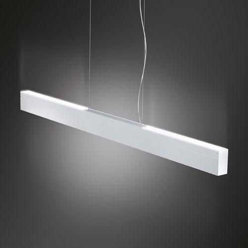 luminaire suspendu / à LED / linéaire / en aluminium extrudé