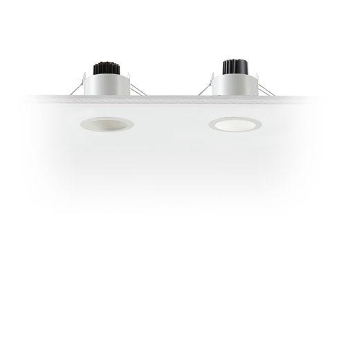 spot encastré / à LED / carré / en métal