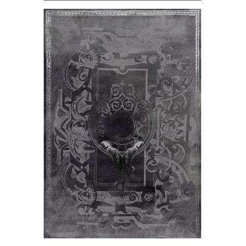 tapis contemporain / à motif / en laine / rectangulaire