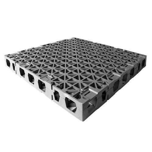 kit pour toiture végétalisée en polypropylène - ZinCo GmbH