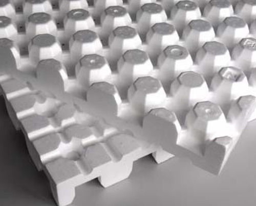 nappe drainante en polystyrène - ZinCo GmbH