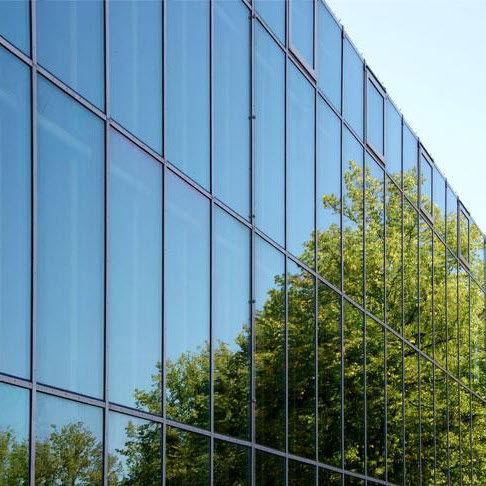 panneau en verre flotté / à contrôle solaire / pour fenêtre / pour façade