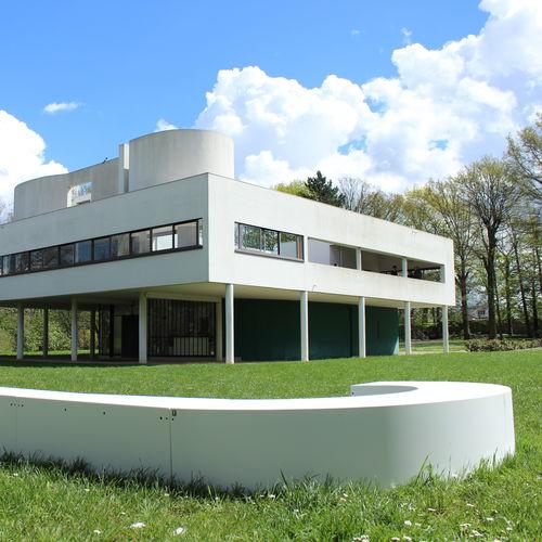 banc public / contemporain / en aluminium / modulaire