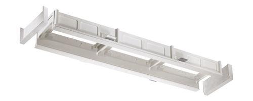 luminaire encastrable au plafond / fluocompact / halogène / DHI