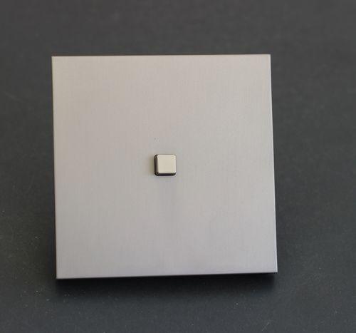 interrupteur pour volet roulant / pour store / pour installation domotique / bouton poussoir