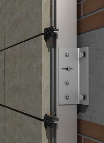 système de fixation aluminium - SISTEMA MASA SL