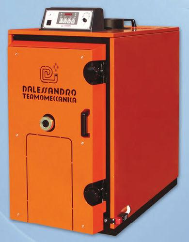 chaudière à granulés / multicombustible / résidentielle