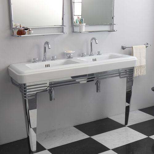 vasque double - BLEU PROVENCE