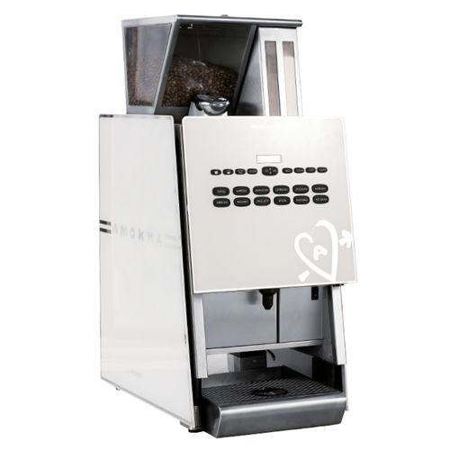 machine à café expresso / professionnelle / automatique / avec 1 moulin