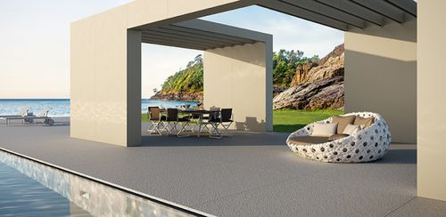 Revêtement mural en pierre / résidentiel / mat / aspect pierre lapitec