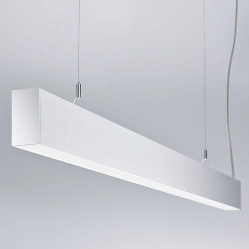 luminaire suspendu / à LED / linéaire / en métal