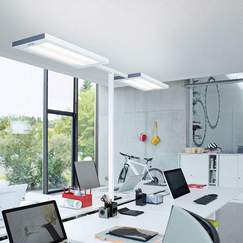lampe sur pied / contemporaine / en métal / pour éclairage architectural