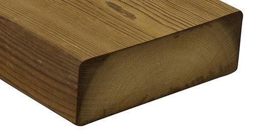 Panneau de construction / structurel / en bois / pour plancher 1128 Kebony