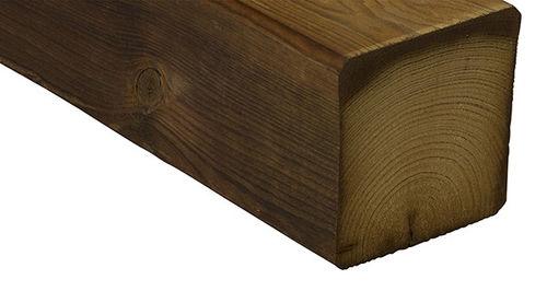 Panneau de construction / structurel / en bois de feuillus / de plancher 1178 Kebony
