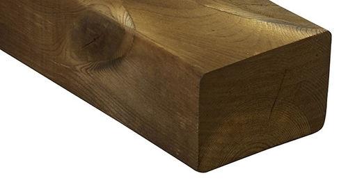 Panneau de construction / structurel / en bois de feuillus / de plancher 1200 Kebony