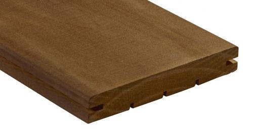 Lames de terrasse en bois de feuillus / écolabel FSC / durables 2131 Kebony