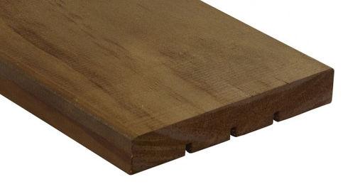 lame de terrasse en bois de feuillus - Kebony