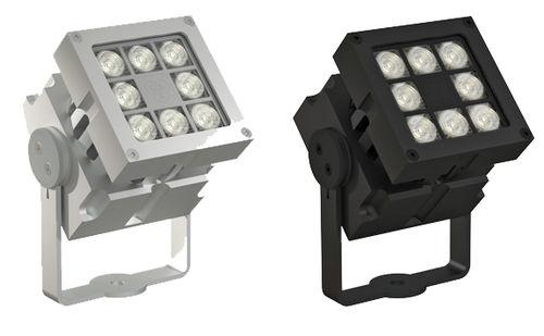 spot en saillie / d'extérieur / à LED / halogène