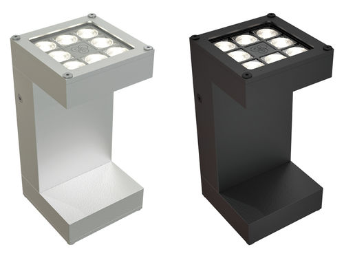 Applique murale contemporaine / en aluminium / à LED / carrée HYLO UP & DOWN CLS LED