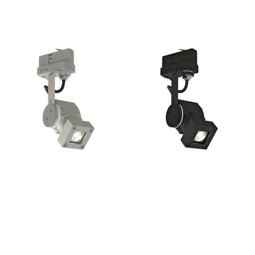 Éclairage sur rail à LED / carré / en aluminium / professionnel REVO MICRO  CLS LED