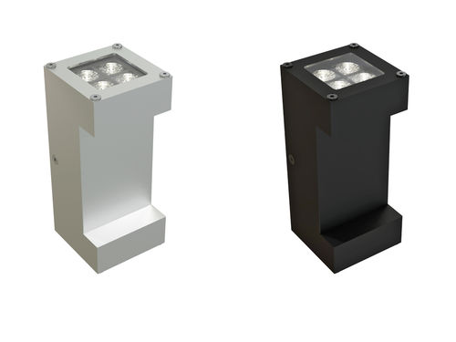Applique murale contemporaine / d'extérieur / en aluminium / à LED HYLO COMPACT CLS LED
