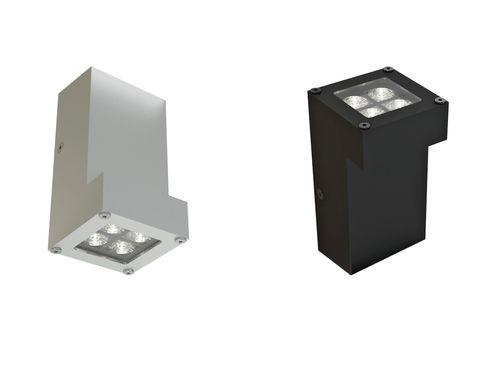 Applique murale contemporaine / d'extérieur / en aluminium / à LED HYLO COMPACT UP OR DOWN CLS LED