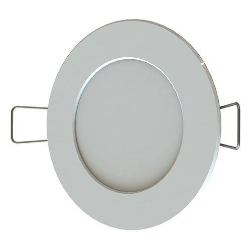 downlight encastré / d'extérieur / à LED / rond