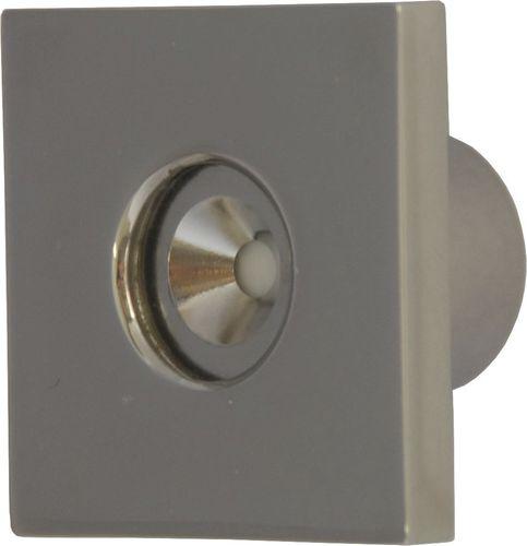 downlight encastré / pour extérieur / à LED / carré