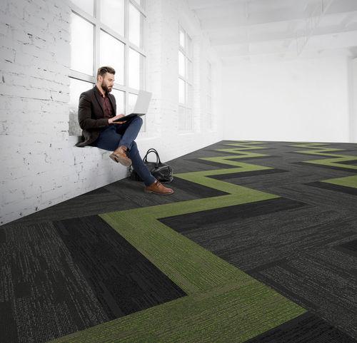 Moquette tuftée / bouclée / en nylon / professionnelle MESA Carpets Inter