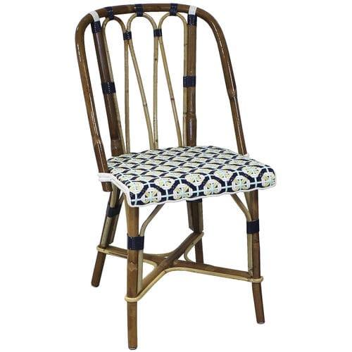 chaise de restaurant classique / de bistrot / en rotin