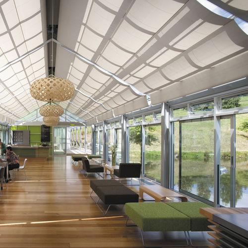 textile pour cloison et faux-plafond - MERMET