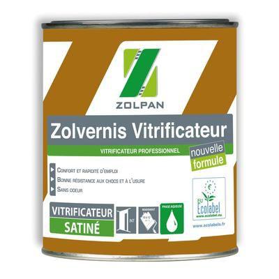 Vitrificateur Pour Parquet - Zolvernis - Zolpan