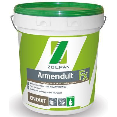 Enduit Isolant  DExtrieur  De Faade  Acrylique  Armenduit Fx