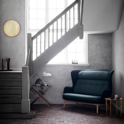 canapé contemporain / en tissu / en chêne / par Jaime Hayon