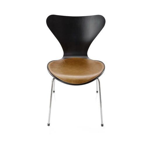 Coussin pour chaise / en cuir / en tissu SERIES 7 by Arne Jacobsen Fritz Hansen